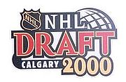 Hockey Photos - 2000 NHL Entry Draft -  2000 Draft Calgary
