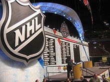 Hockey Photos - 2006 NHL Entry Draft - Draft stage
