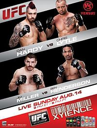 Sports Photos - 2011 UFC Live Hardy Vs. Lytle - A poster or logo for UFC Live: Hardy vs. Lytle.