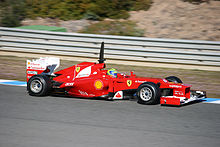 Motorsports Photos - Felipe Massa - Massa during pre-season testing at Jerez in February 2012.