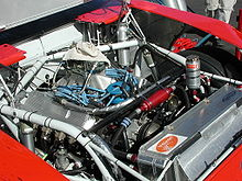 Motorsports Photos - Sprint Cup Series - A typical NASCAR Sprint Cup Series engine.
