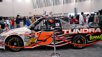 Motorsports Photos - Camping World Truck Series - A typical NASCAR-specific truck