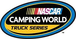 Motorsports Photos - Camping World Truck Series - Camping World Truck Series Logo
