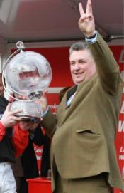 Horse Racing Photos - Paul Nicholls (Horse_Racing) - Paul Nicholls