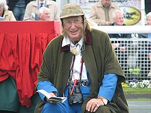Horse Racing Photos - John Mccririck - John McCririck