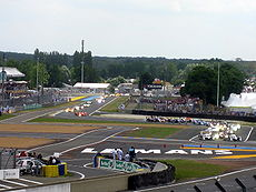 Motorsports Photos - 24 Hours Of Le Mans - Rolling start of the 2008 race