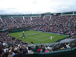 Tennis Photos - 2007 Wimbledon Championships - Centre Court