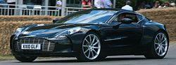 Motorsports Photos - Aston Martin One-77 - 77 01