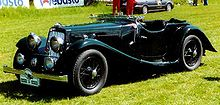 Motorsports Photos - Aston Martin - Aston Martin 2-Litre 2/4-Seater Sports 1937