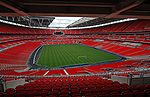 Sports Photos - 2015 Rugby World Cup - Wembley Stadium interior