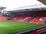 Sports Photos - 2015 Rugby World Cup - The Kop  Anfield