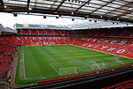 Sports Photos - 2015 Rugby World Cup - View of Old Trafford from East Stand