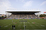 Sports Photos - 2015 Rugby World Cup - Leicester tigers new stand