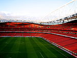 Sports Photos - 2015 Rugby World Cup - Emirates Stadium Nearly empty