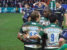 Sports Photos - Leicester Tigers - January 2008 H Cu