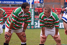 Sports Photos - Leicester Tigers
