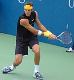 Tennis Photos - 2009 US Open (Tennis) - Juan Martín del Potro won his first slam title of his career at the 2009 US Open.