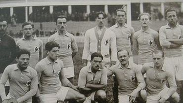 Olympics Photos - 1920 Summer Olympics - France national football team.
