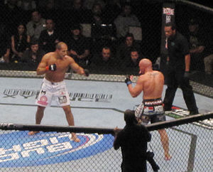 Sports Photos - Mixed Martial Arts - UFC 131 Carwin vs. JDS