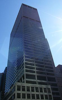 Football Photos - NFL - The headquarters of the National Football League at 345 Park Avenue