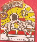 Horse Racing Photos - 1997 Preakness Stakes - Preakness Logo
