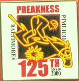 Horse Racing Photos - 2000 Preakness Stakes - Preakness Logo