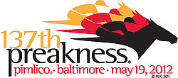 Horse Racing Photos - 2012 Preakness Stakes - 2012 Preakness Logo