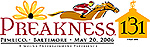 Horse Racing Photos - 2006 Preakness Stakes - 2006 Preakness Logo
