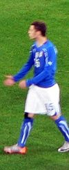 Soccer Photos - Claudio Marchisio - Claudio Marchisio in national team action