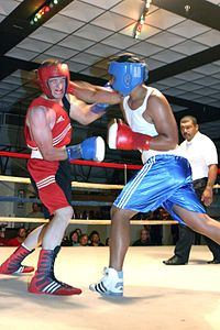 Sports Photos - Combat Sport - footwork