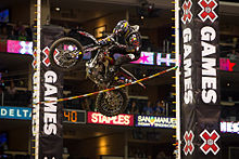 Motorsports Photos - Brian Deegan (Rider) - X Games 17 in Los Angeles