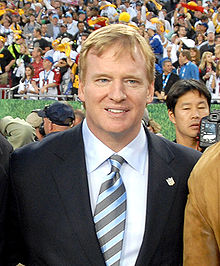 Football Quote - Roger Goodell Quote