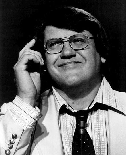 Football Photos - Alex Karras - Karras as an ABC broadcaster.