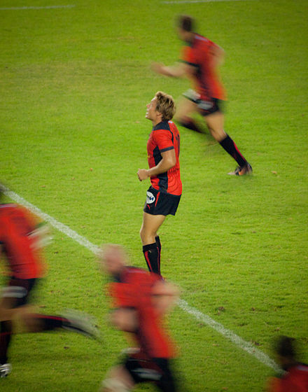 Sports Photos - Jonny Wilkinson - Wilkinson playing for Toulon