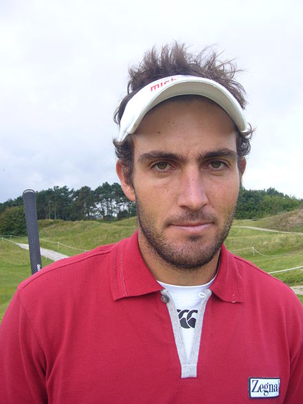 Golf Quote - Edoardo Molinari Quote