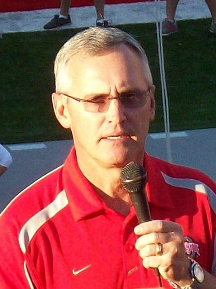 College Football Photos - Jim Tressel
