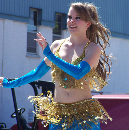 Sports Photos - Belly Dancing - A belly dancer in Calgary