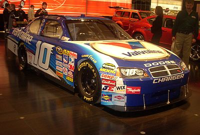 Motorsports Photos - Car Of Tomorrow - Dodge Charger NASCAR %28Montreal%29