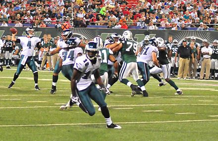 Football Photos - Jeremy Maclin - Maclin during the 2009 preseason.