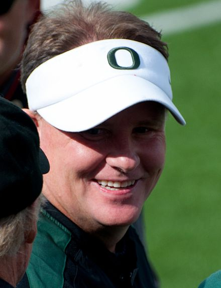 Football Photos - Chip Kelly - Chip Kelly Smile