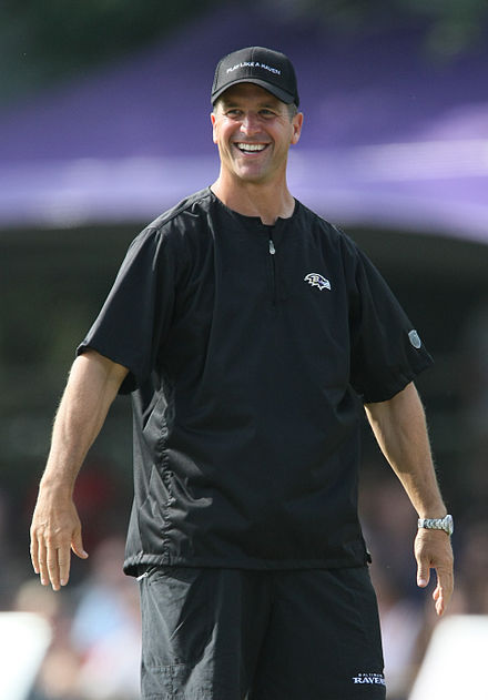 Football Quote - John Harbaugh Quote