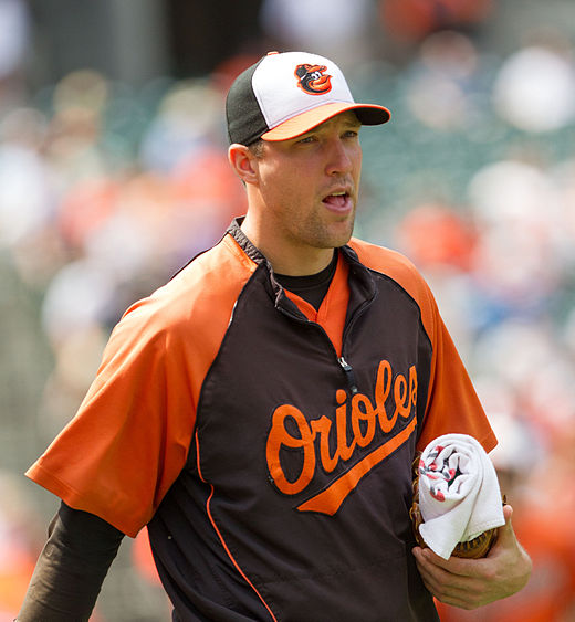 Baseball Photos - Jim Johnson Baltimore Orioles - Jim Johnson