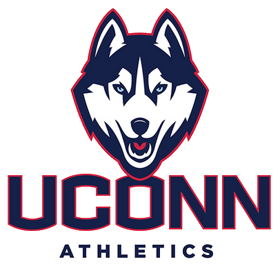 College Basketball Photos - Connecticut Huskies logo 2013 - The Connecticut Huskies, also known as the UConn Huskies, are the athletic teams of the University of Connecticut. The school is a member of National Collegiate Athletic Association Division I and the Big East Conference for all sports except Men's Ice Hockey (Atlantic Hockey) and Women's Ice Hockey (Hockey East).