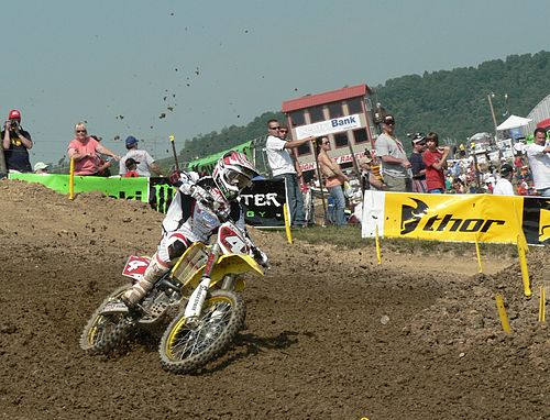 Motorsports Photos - Motocross Des Nations - Ricky Carmichael, May 2007