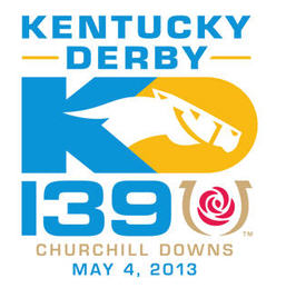Horse Racing Photos - 2013 Kentucky Derby - logo