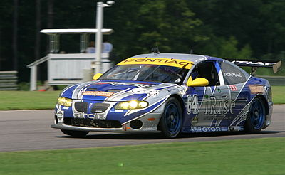Motorsports Photos - Corvette Racing - A Pontiac GTO.R.