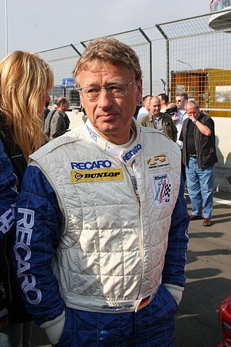 Motorsports Photos - Hermann Tilke - Hermann Tilke in 2009