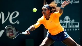 Tennis Video - Venus Williams Video