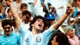 Soccer Video - Diego Maradona Video
