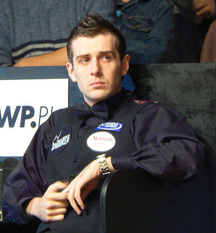 Sports Photos - Mark Selby - Mark Selby at Warsaw stage of the World Series of Snooker